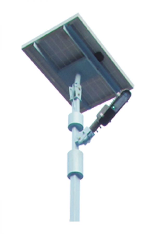 Modular Solar LED Outdoor Light