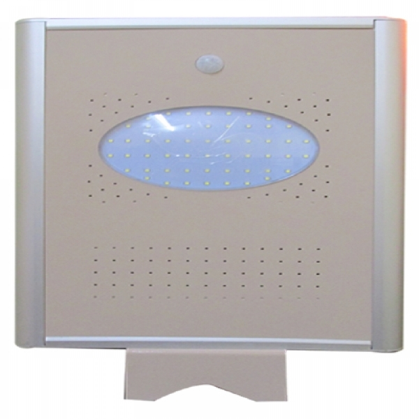 ALL -IN ONE SOLAR LED 12W MOTION SENSOR LIGHT